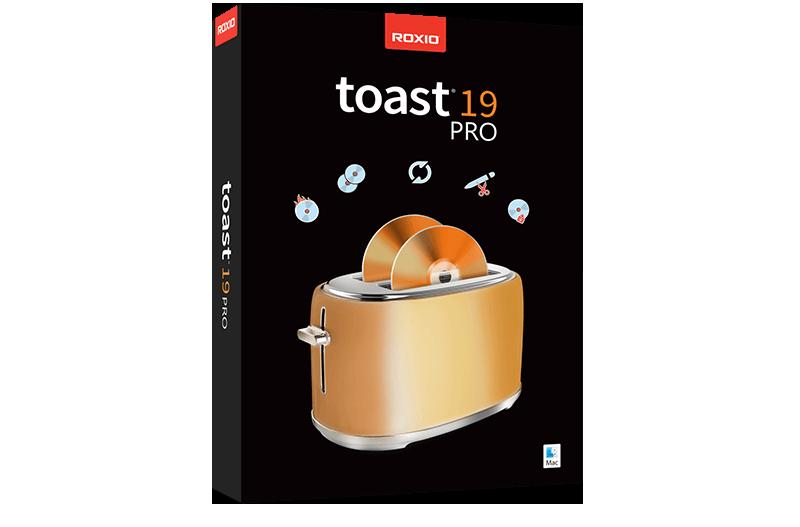『Toast 19 pro』