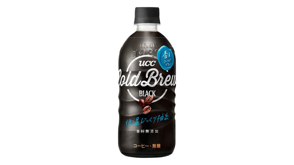 UCC『COLD BREW BLACK PET500ml』実飲レビュー!スッキリとしながらもコク深く豊かな香りを楽しめるシルキーコールドブリュー◎