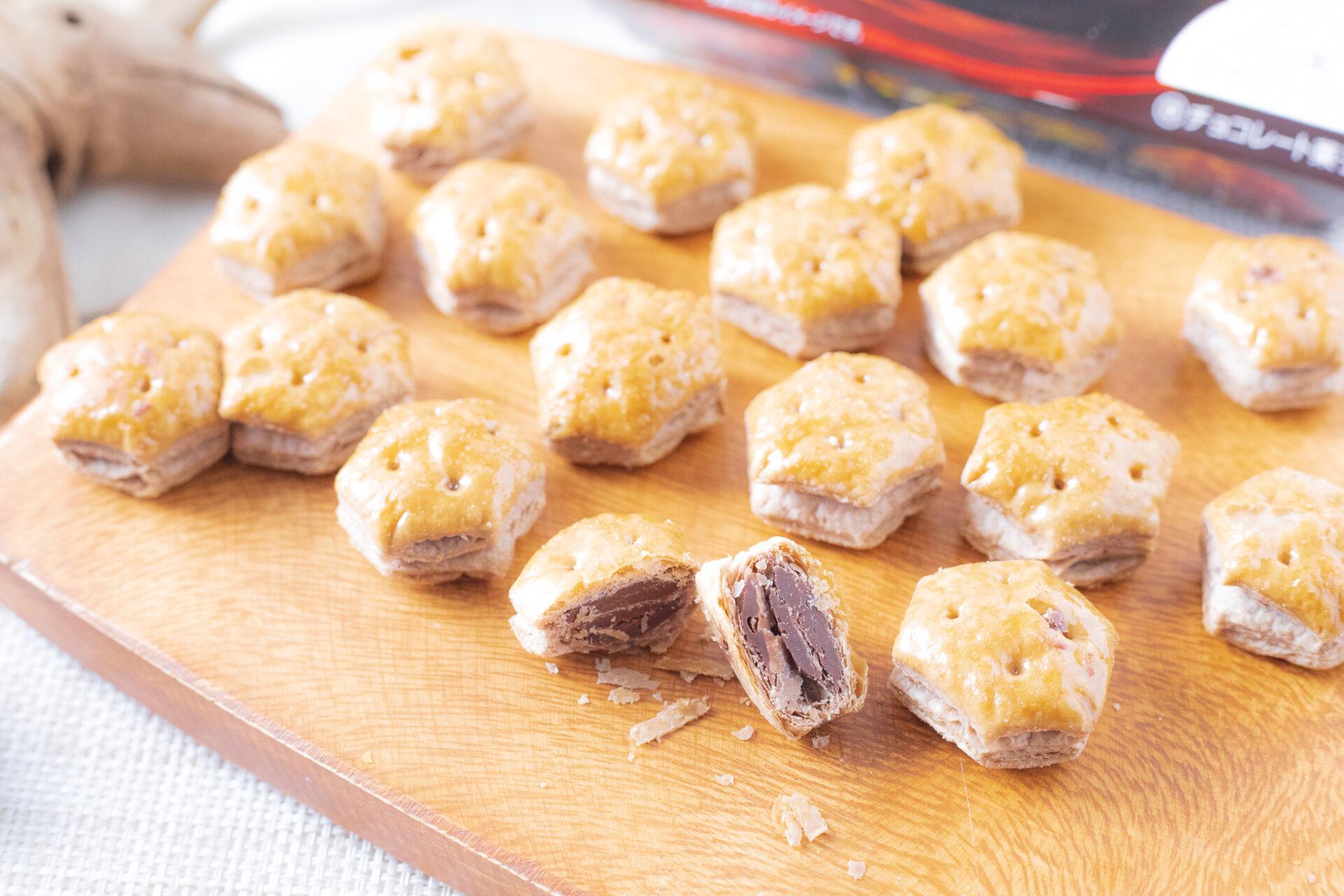 ロッテ『チョコを味わうパイの実<深みショコラ>』