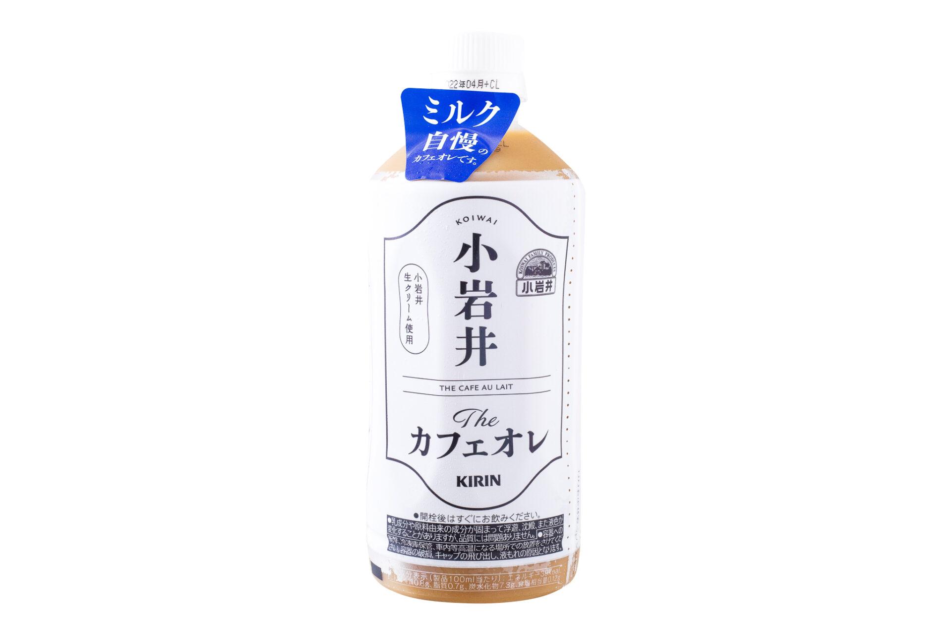 キリン『小岩井 Theカフェオレ 500ml ペットボトル』