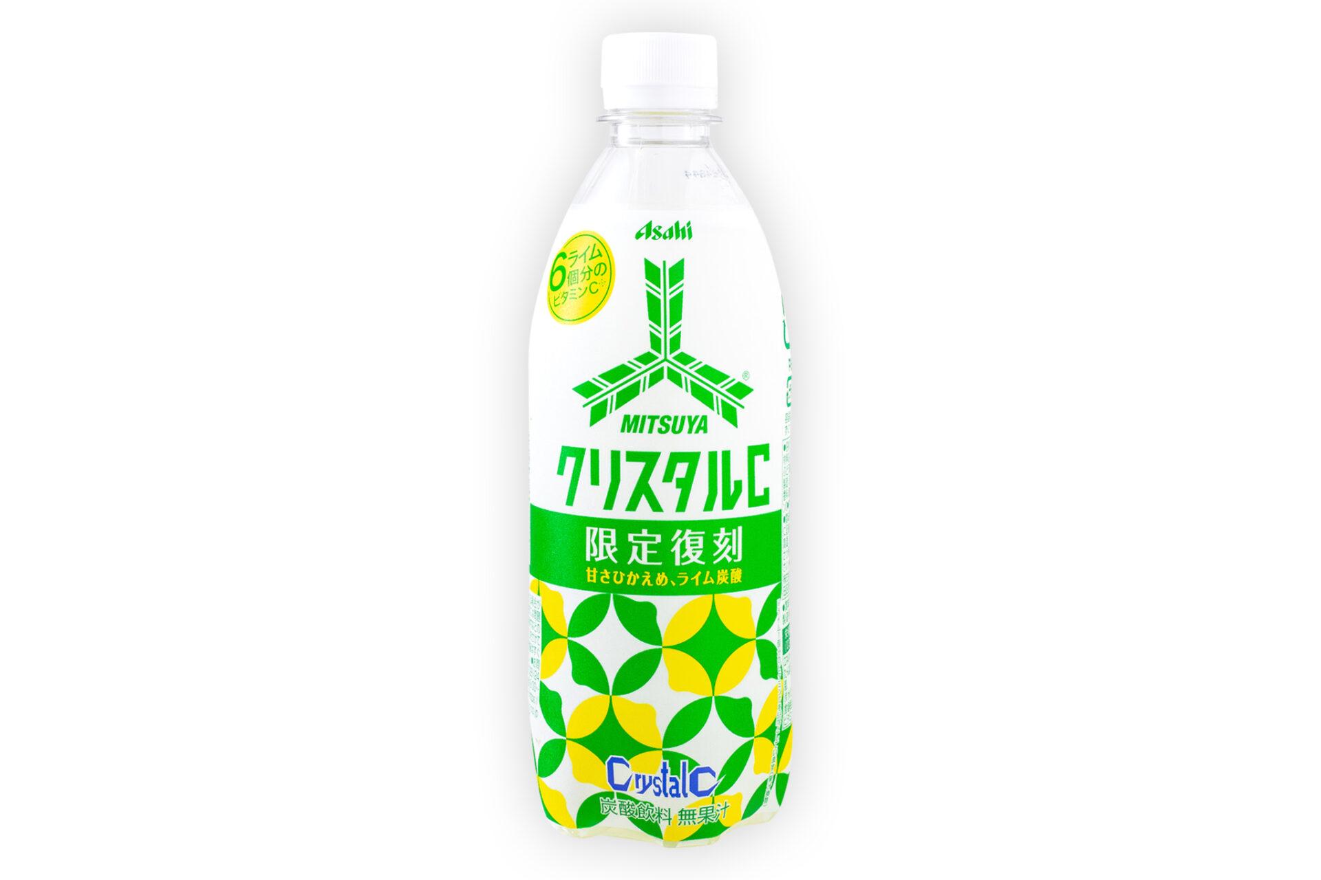 アサヒ飲料『「三ツ矢」クリスタルC PET500ml』