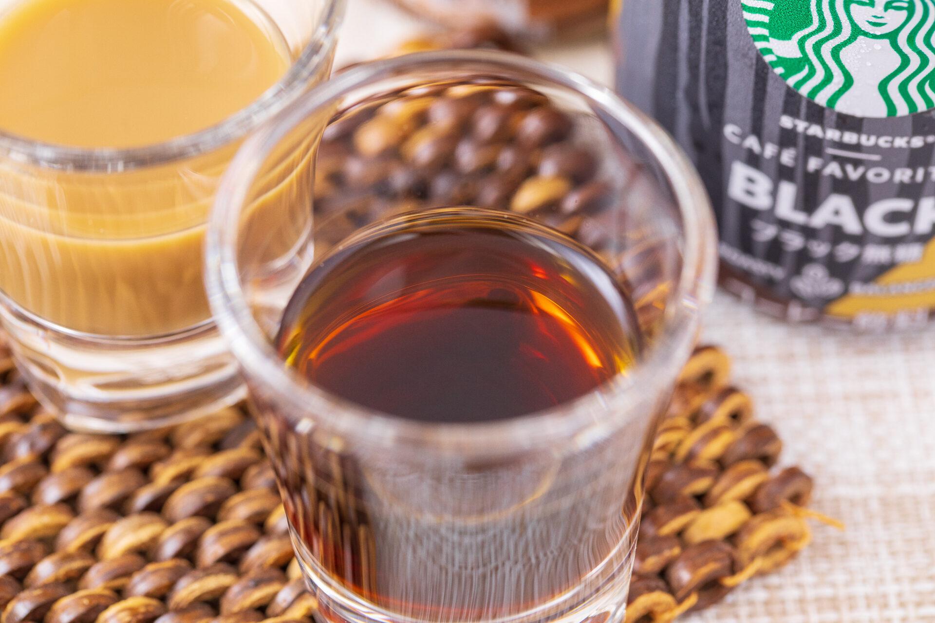 セブン&アイグループ限定『スターバックス CAFÉ FAVORITES ブラック無糖』