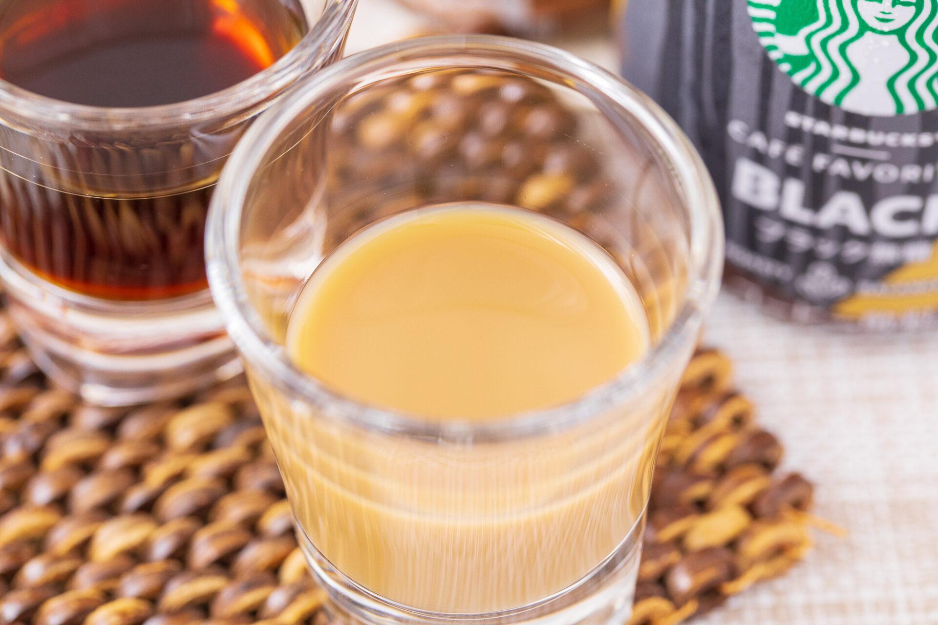 セブン&アイグループ限定『スターバックス CAFÉ FAVORITES カフェラテ』