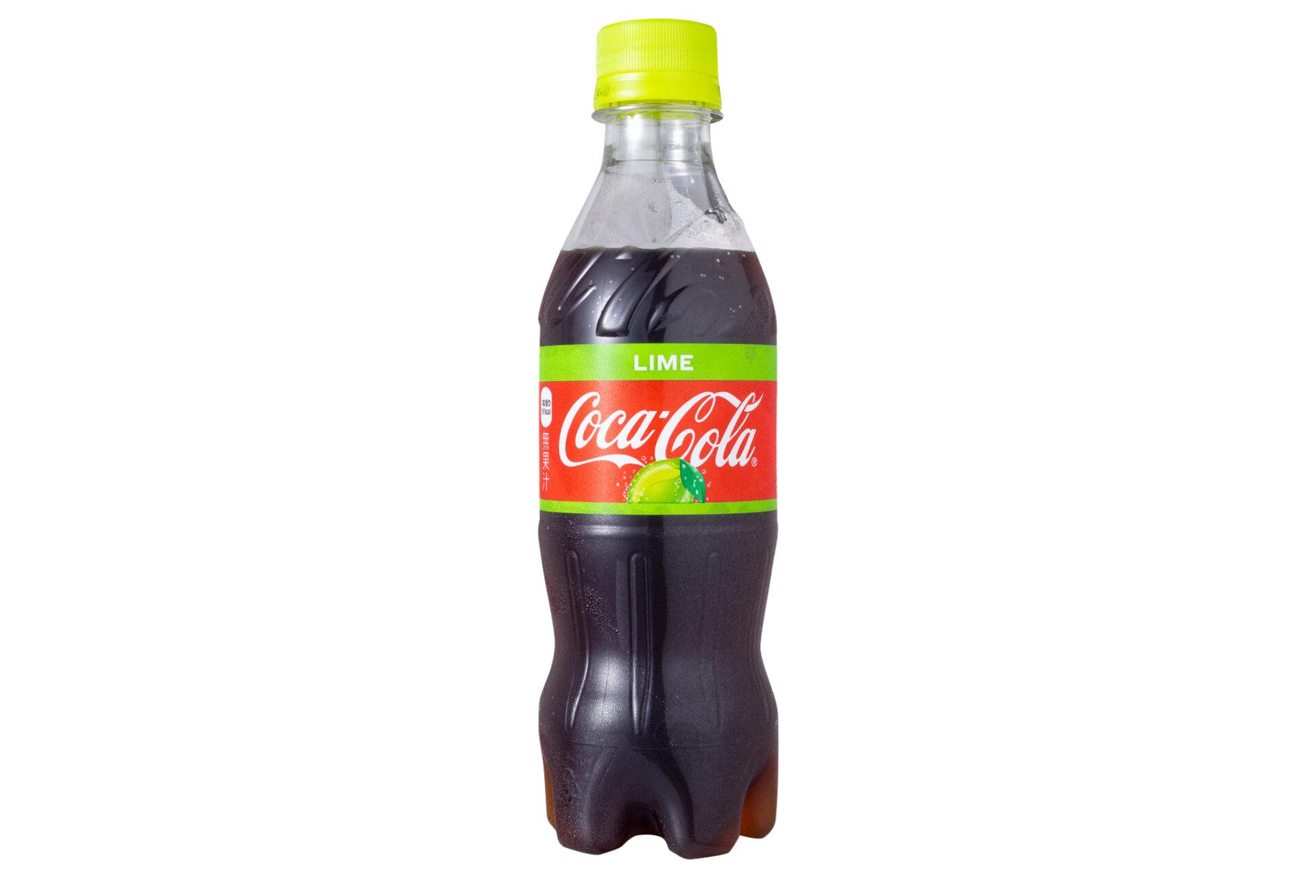コカ・コーラ『コカ・コーラ ライム』