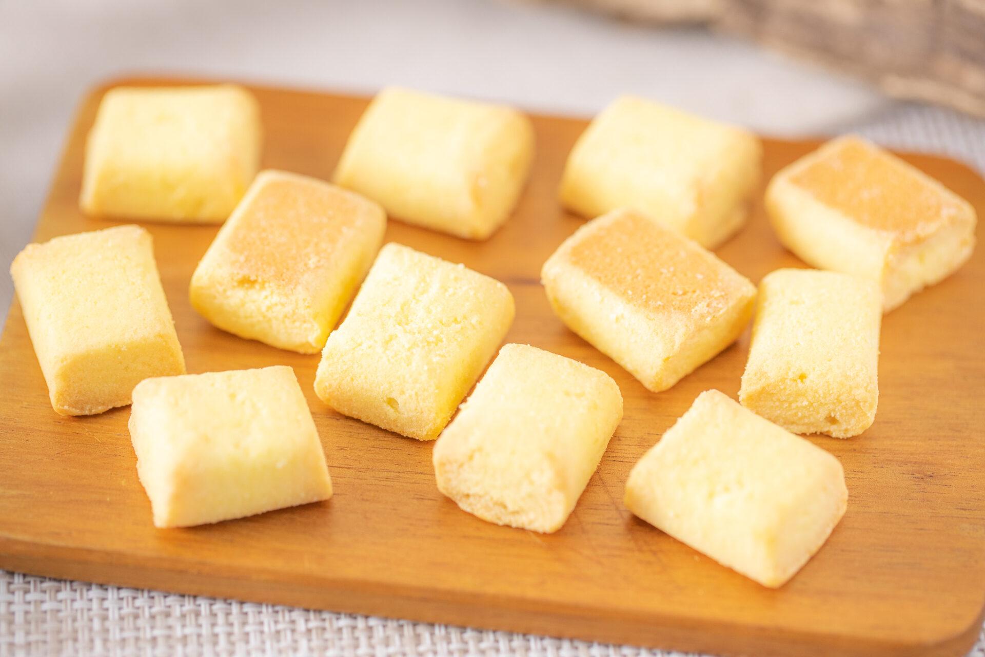 不二家『バター焼いちゃった?』