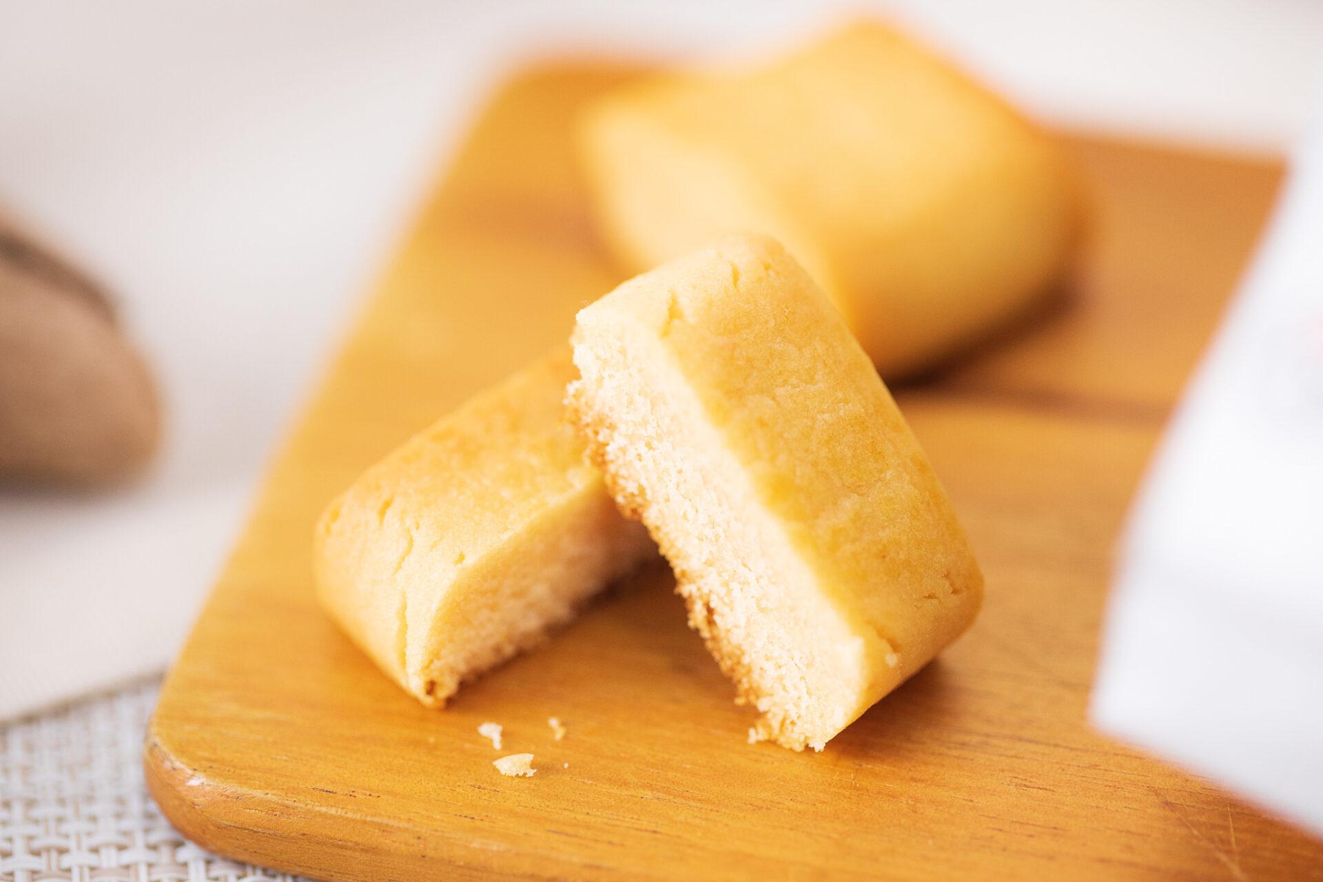 不二家『カントリーマアム じわるバター』