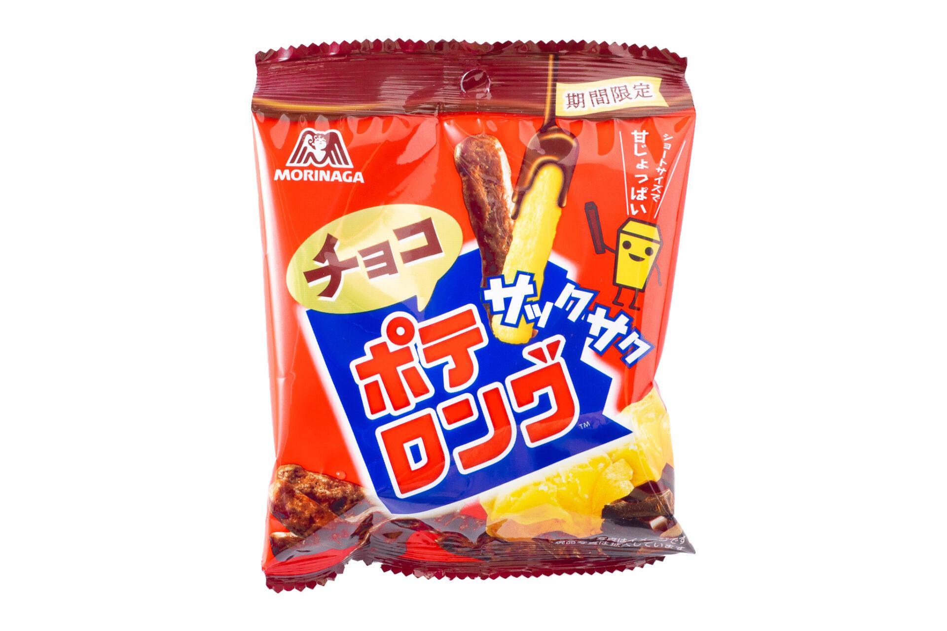 森永製菓『チョコポテロング』