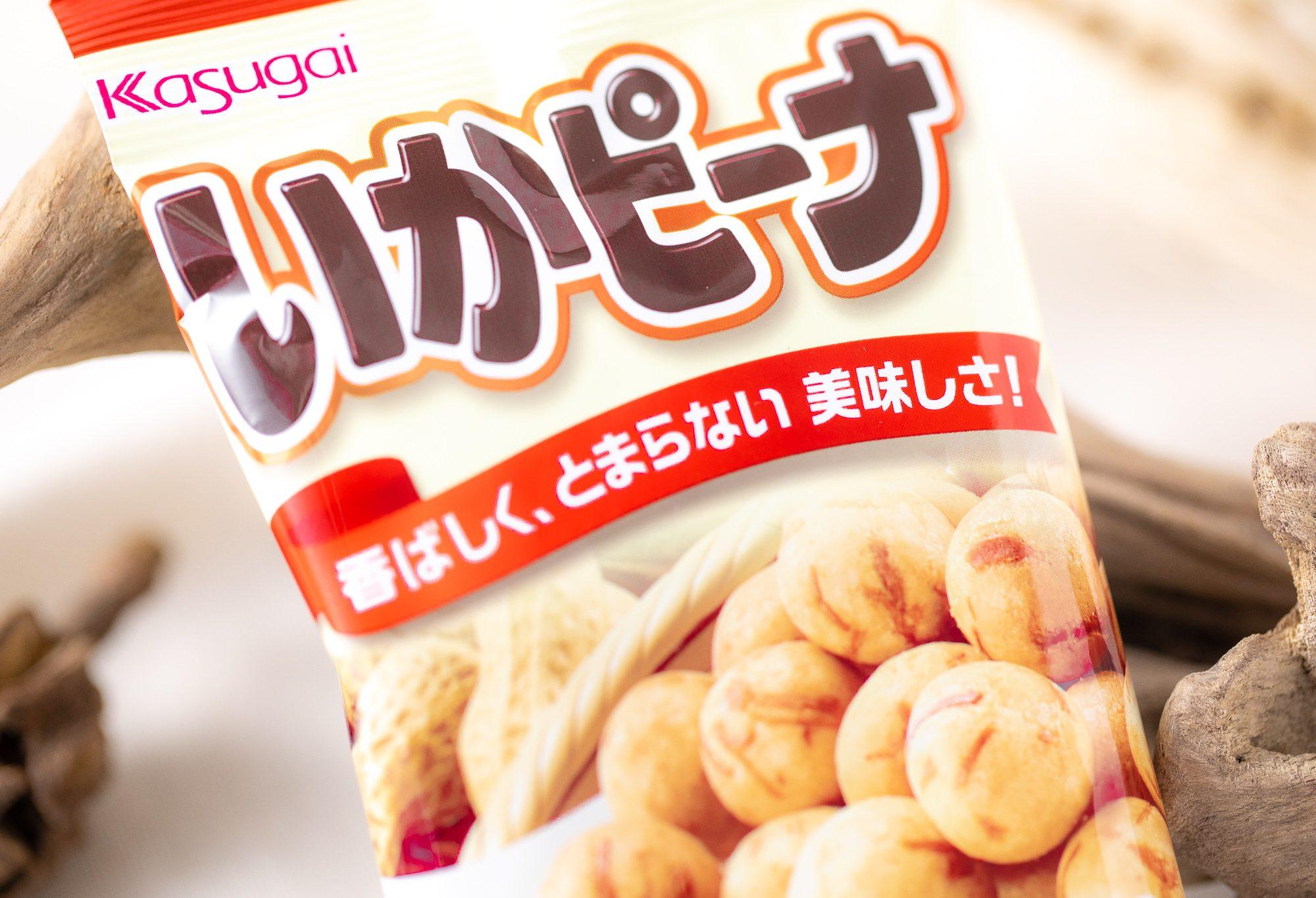 春日井製菓『スリムいかピーナ』はピーナッツの香ばしい香りにイカのコクと旨味をふわっと感じる甘辛系おつまみ!