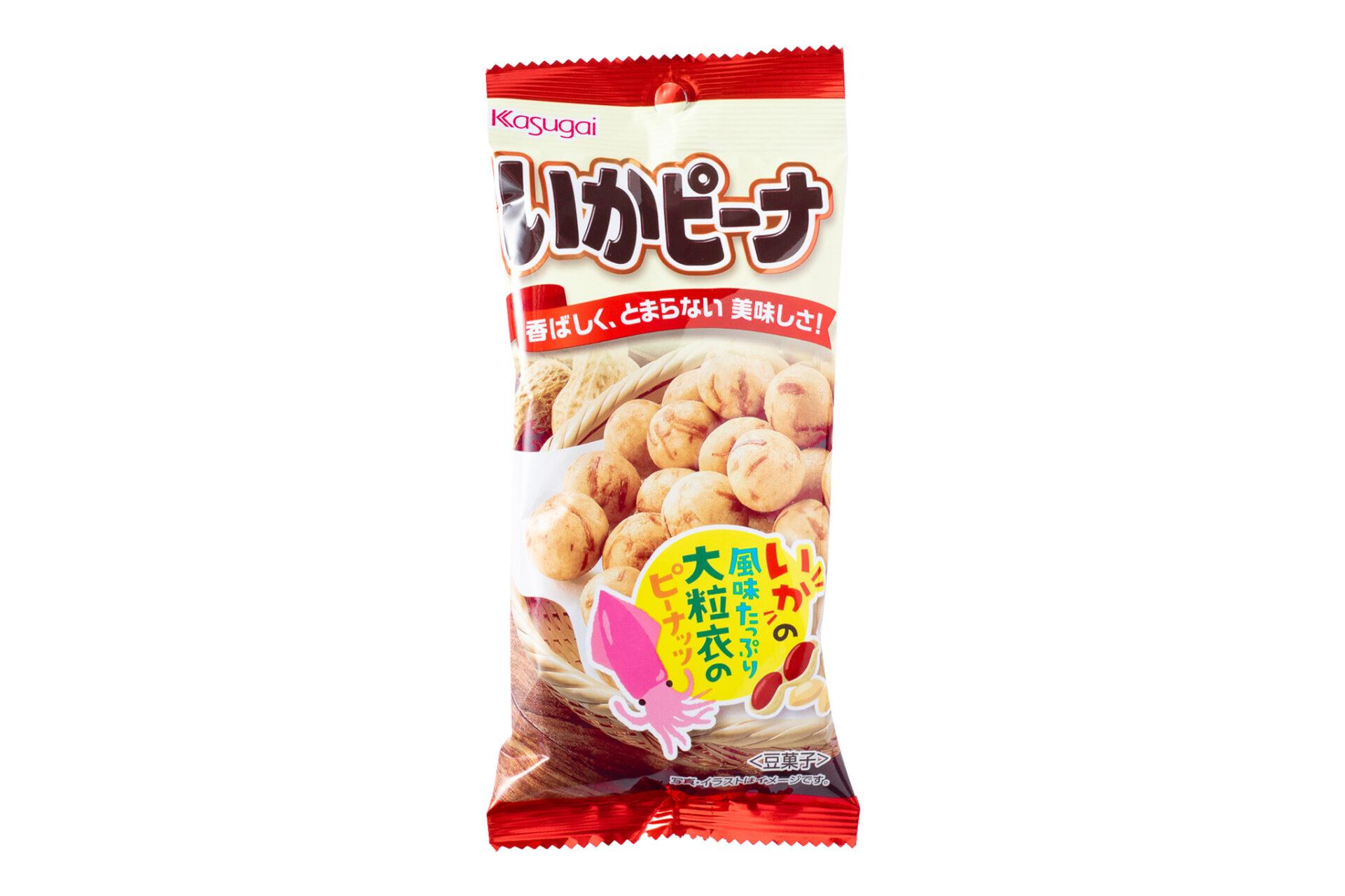 春日井製菓『スリムいかピーナ』