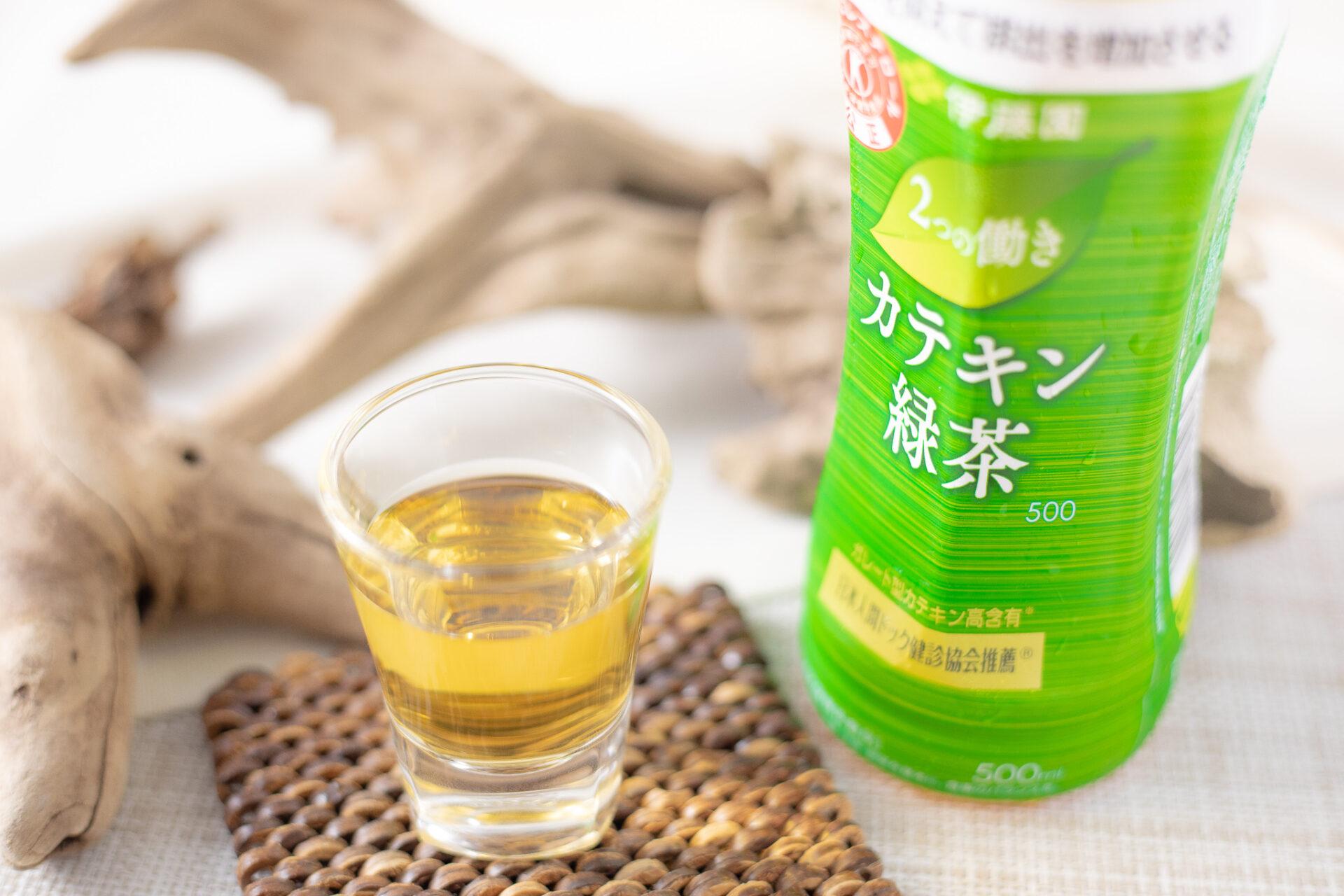 伊藤園『2つの働き カテキン緑茶 500 PET 500ml』